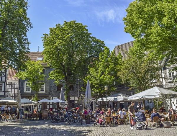 Essen Kettwig Altstadt