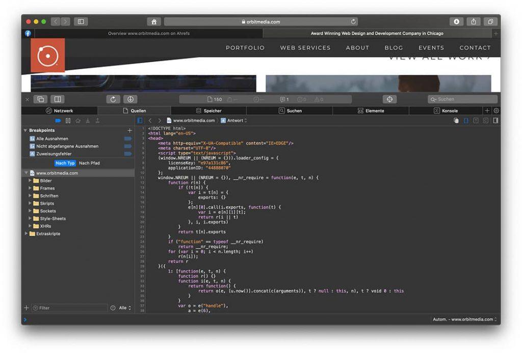 Online Agenturen für Webdesign und Websites in Dortmund