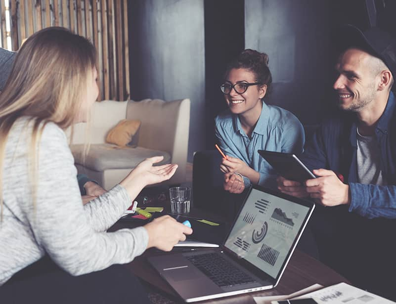 Strategische Beratung zu Online Marketing Maßnahmen