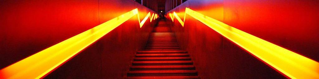 Treppe in Essen Stoppenberg Nähe Katernberg
